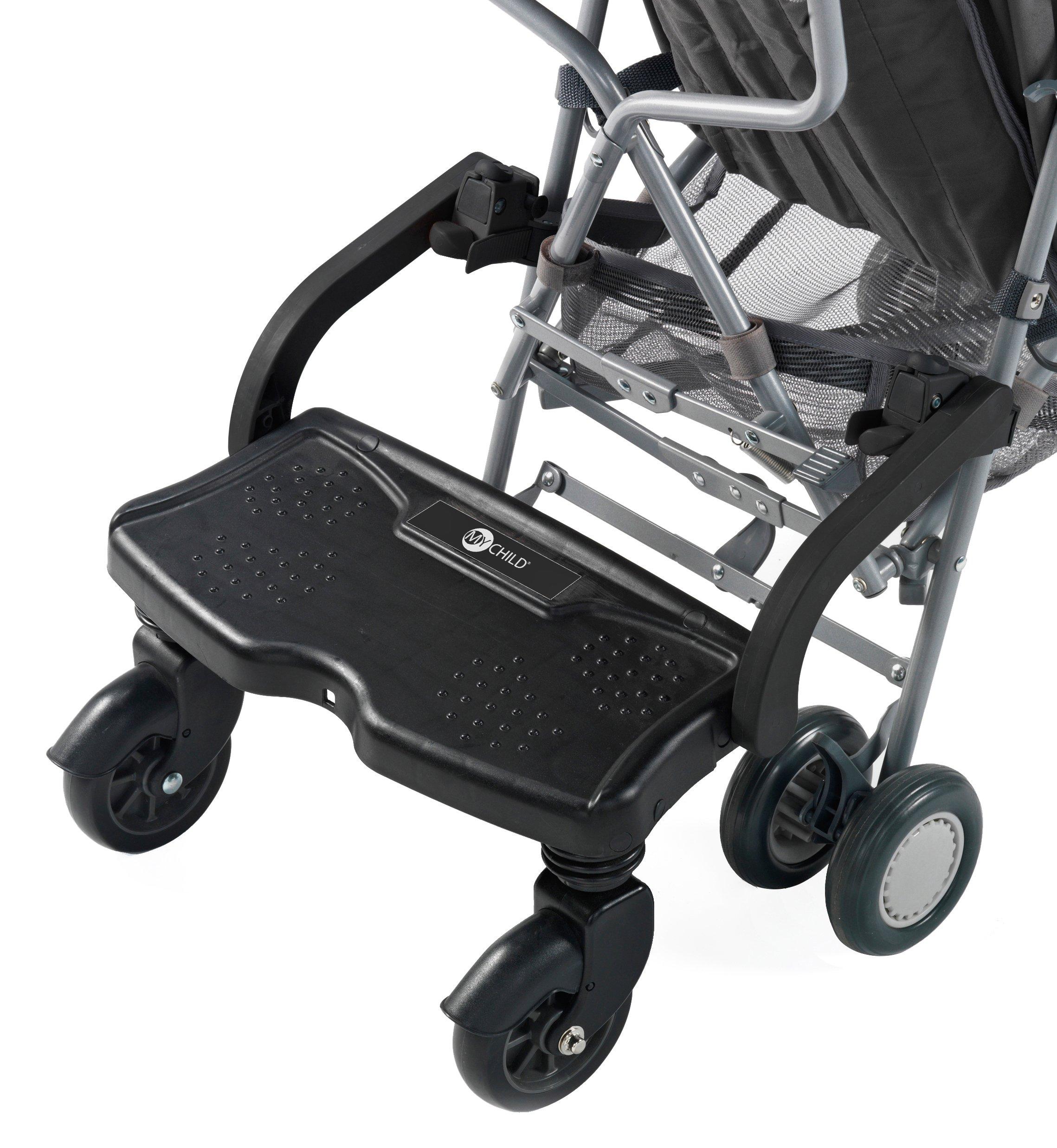 Mychild Mychild On Board Stroller Board Black 3