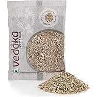 Amazon Brand - Vedaka Natural White Sesame Seeds (Til), 100g