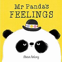Mr Panda's Feelings (English Edition)