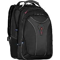 """Wenger 600637 CARBON 17"""" MacBook Pro Laptop-Rucksack, gepolsteres Laptop-Fach und Stabilisierungsplattform, Schwarz {30…"""