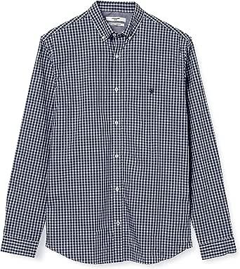 JACK & JONES Jprblagingham Classic Shirt L/S Camicia Uomo
