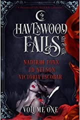 Havenwood Falls Sin & Silk Volume One (Havenwood Falls Sin & Silk Collections Book 1) Kindle Edition