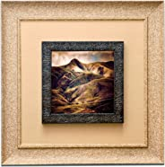 Wens 'Majestic Nature' Wall Art Painting (PS Wood, 41 cm x 41 cm x 3.75 cm)