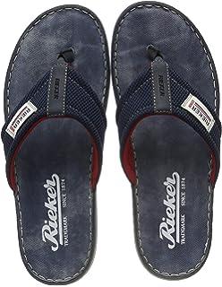 Rieker 21084 Herren Zehentrenner: : Schuhe MfCLl