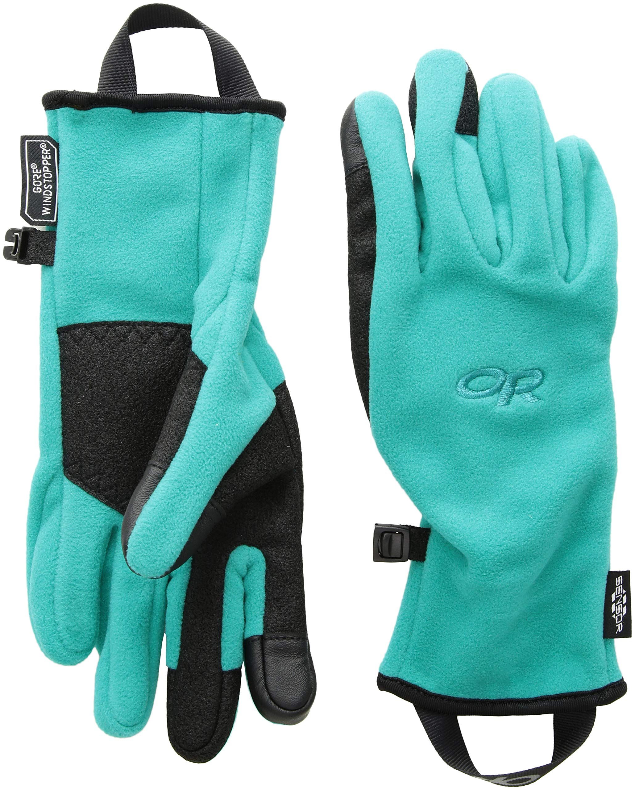 Outdoor Research Women's Gripper Sensor GORE-TEX INFINIUM Gloves – Windproof, Tough, Breathable Wicking Gear