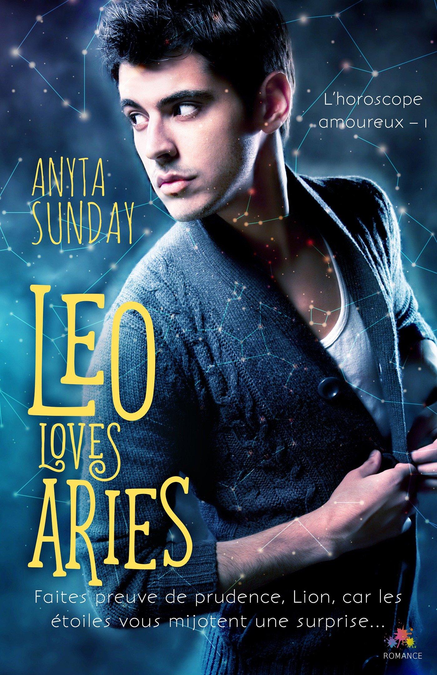 Leo Loves Aries: L'horoscope amoureux, T1 por Anyta Sunday