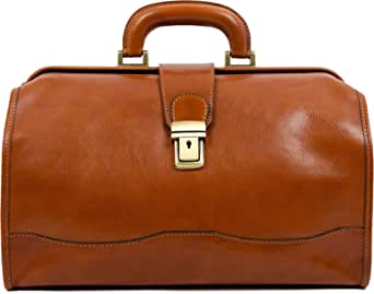 Leather Doctor Bag - David Copperfield