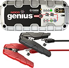 NOCO Genius G15000EU 12V/24V 15A Smart Batterieladegerät