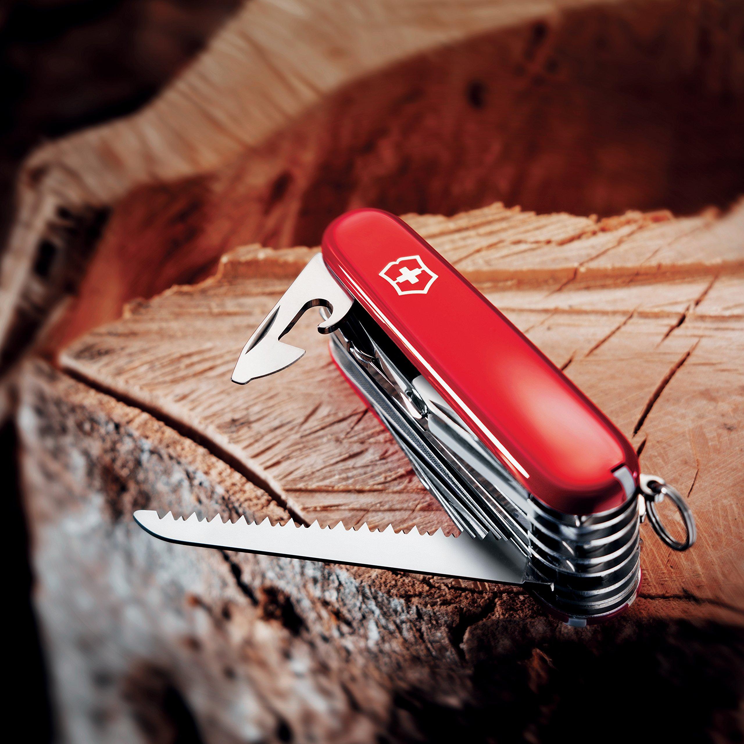 Cuchillo Bolsillo Medio Unisex Adulto Victorinox Swisschamp