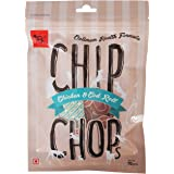 Chip Chops Dog Treat Chicken and Codfish Rolls, Optimum Health Formula, 70g (Single Pack)