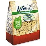 Life Dog 60004 Biscotti Bottoni, 500 Grammi