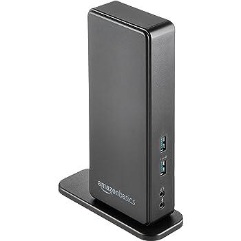 AmazonBasics Station d'accueil universelle USB 3.0 pour ordinateur portable