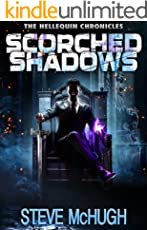 Scorched Shadows (The Hellequin Chronicles Book 7) (English Edition)