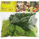 Noch 08621 Lichen grön mix diverse landskapsmodellering