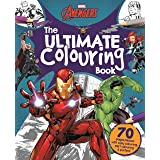 Marvel Avengers The Ultimate Colouring Book (Mammoth Colouring Marvel)