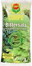 COMPO Bittersalz für alle Fichten, Tannen und andere Koniferen, Gartendünger, 5 kg