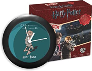 Mc Sid Razz Harry Potter - Dobby   Table Clocks  Desk Clock   Table Clock for Home Decor  Table Clock for Office, Official Licensed by Warner Bros, USA