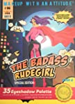 Rude Cosmetics The Badass Rudegirl - 35 Eyeshadow Palette, Multicolor, 52 g