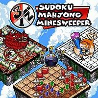 3in1: Sudoku+Mahjong+Minesweeper