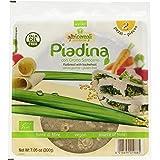 Probios Piadina con Grano Saraceno, 2 piadine - 200 gr, Senza glutine