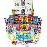 Sweets & Chocolate Gifts Hamper to Share - Lunar Sweet & Candy Selection Box Perfect for Sharing - Best of All It…