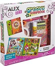 Alex Toys Groovy Scrapbook