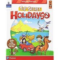 Top secret holidays. Per la Scuola elementare. Con espansione online. Con CD-ROM [Lingua inglese]: Vol. 2