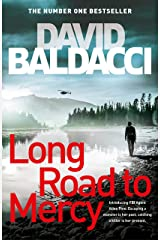 Long Road to Mercy (Atlee Pine series Book 1) Kindle Edition