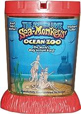 Sea Monkeys Ocean Zoo Deluxe Kit Set