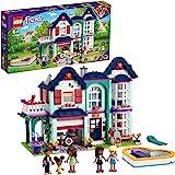 LEGO Friends 41449 LaMaisonFamilialed'Andréa, Jouet avec Maison de Poupées, pour Enfant de 6 Ans et Plus Filles et Garçons