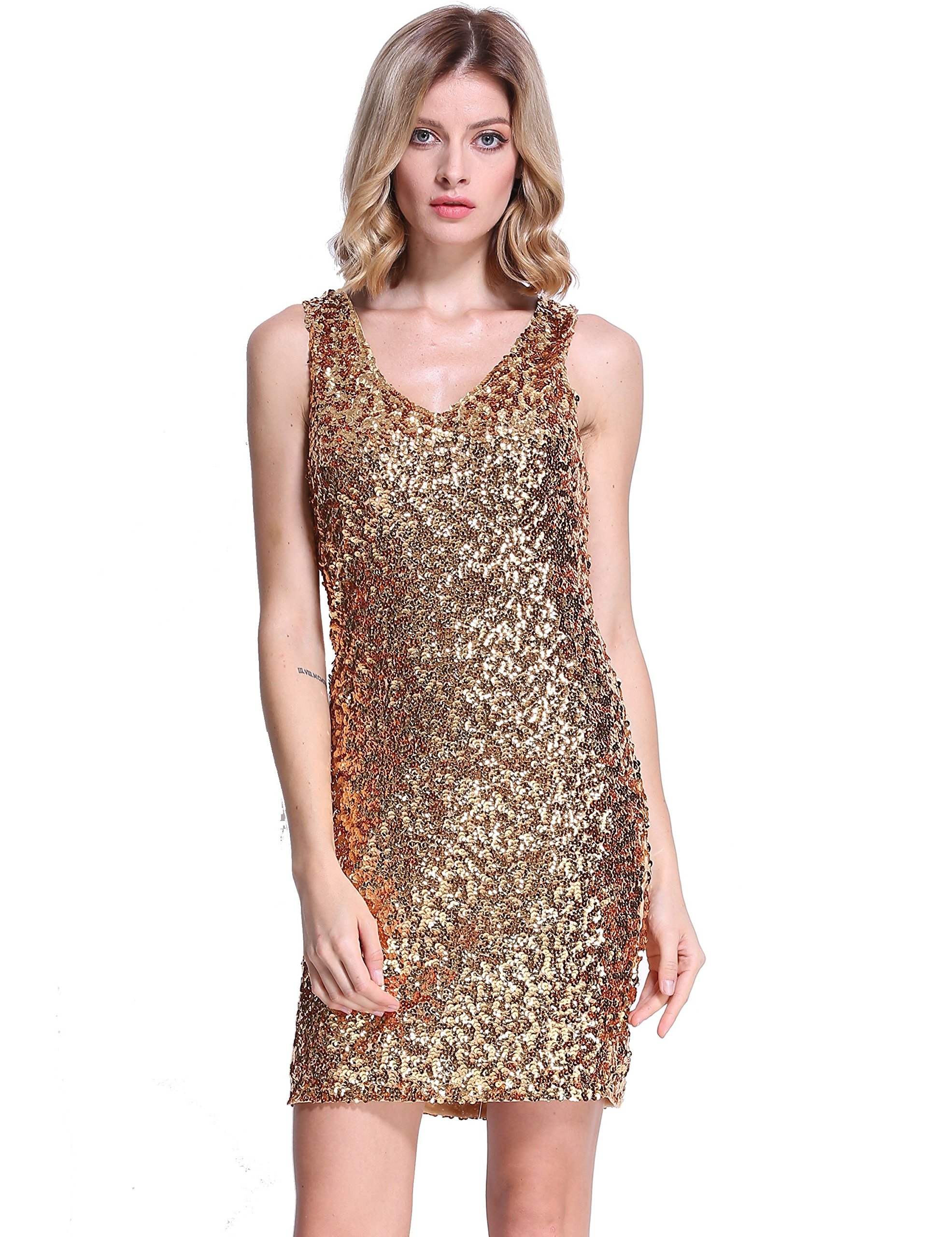 Sequin Glitter Bodycon party dress