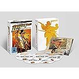 Indiana Jones – 4-Movie Collection - limited Edition (+ Blu-ray) [4K Blu-ray]