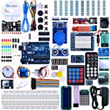 ELEGOO UNO R3 Project The Most Complete Ultimate Starter Kit Compatible with Arduino IDE w/TUTORIAL, UNO R3 Controller…