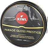 KIWI Parade Gloss Prestige Cirage en pot métallique pour chaussures, brillance parfaite assurée pour vos chaussures en cuir,