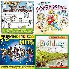Kinderlieder zum Spielen und Bewegen