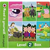 Ladybird RIY Pizza Box Level 2 - Vol. II