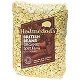 Hodmedods Organic Split Fava Beans, 500 g