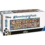 Ravensburger Erwachsenenpuzzle 17828 Mickeys 90. Geburtstag 40.000 Teile Puzzle, Mehrfarbig