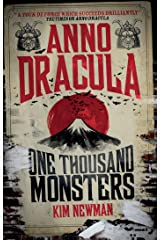 Anno Dracula: One Thousand Monsters Kindle Edition