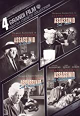 4 grandi film - Agatha Christie collection