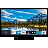 Toshiba 24W2963DAX 24 inch television (HD ready, Smart TV, triple tuner, Prime Video, Works with ...