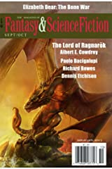 The Magazine of Fantasy & Science Fiction September/October 2015 (The Magazine of Fantasy & Science Fiction Book 129) Kindle Edition