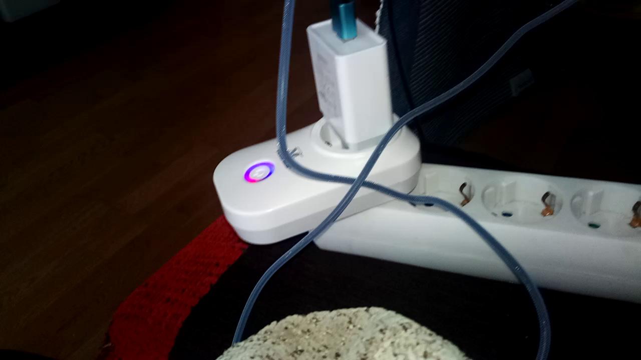 Wifi Enchufe con Alexa / App / Google Home - VICTORSTAR Inalámbrico Enchufe Trabajar con Amazon Alexa Echo, Google Home y iOS/Android App, Control Remoto y ...