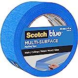 ScotchBlue 2093 Premium Masking Tape 2090 UK maskeringstejp, blå