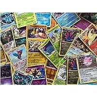 50 Random Pokemon Cards Bundle with Holos & Rares Guaranteed