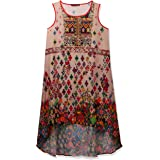 Indigo Women's Cotton Regular Dress Shirt (AW21/BLC-044 C_XL_Off White