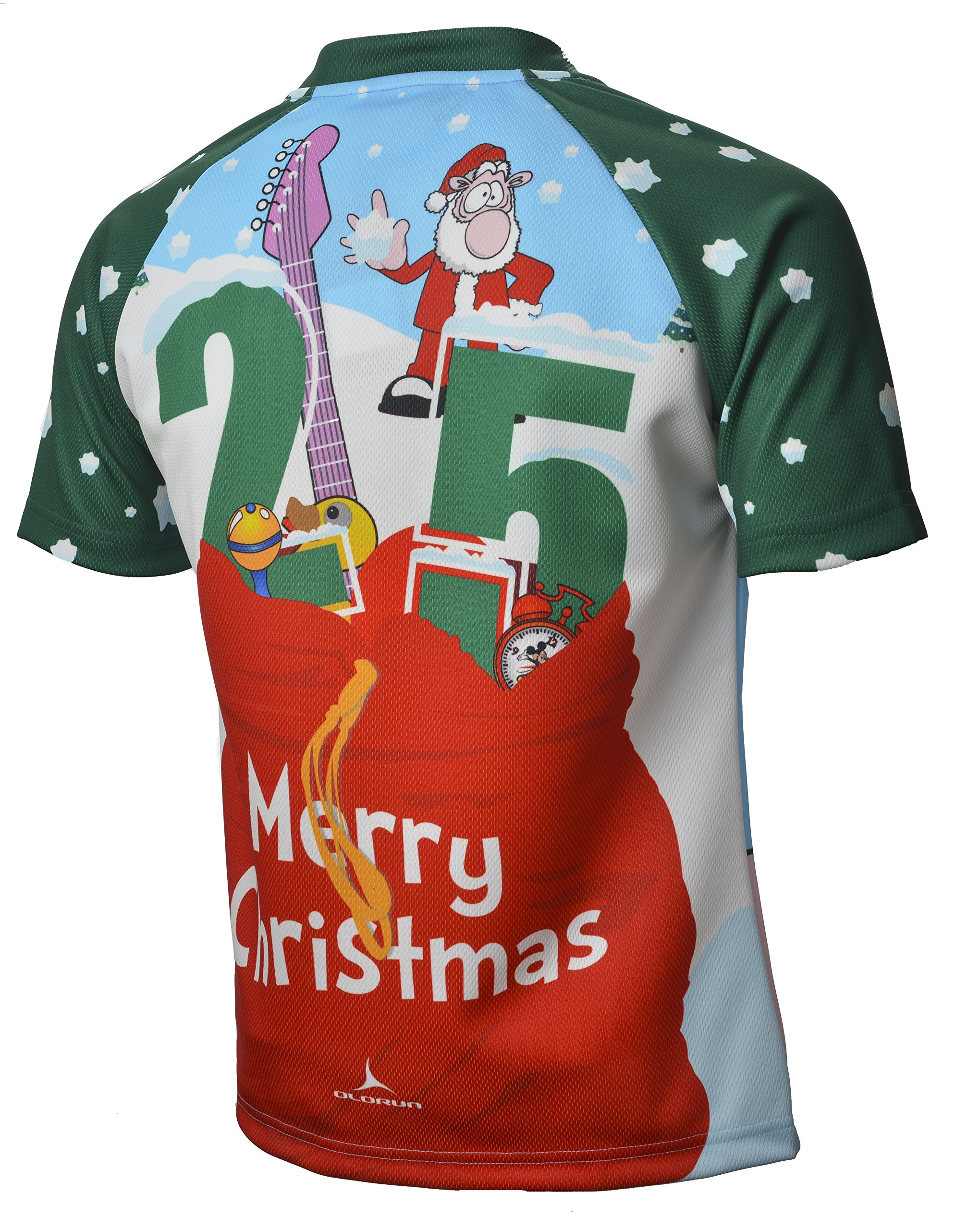 Christmas Jersey Design.Santa 7 S New 2014 Rugby Shirt Christmas Jumper Design S Xxxxl