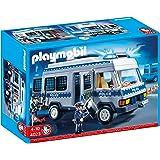 Playmobil 4023 polisbil med poliser – flerfärgad