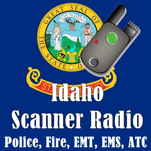 Idaho Police (Idaho Scanner Radio - Police, Fire, EMT, EMS, ATC)