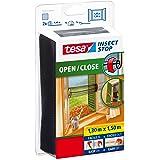 Tesa Insect Stop 55922-00021-00 vliegengaas voor openen en sluiten